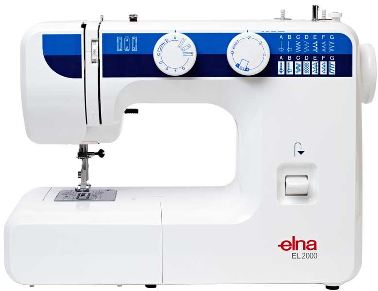 EL40 Elna Adorable Elna 2000 Sewing Machine