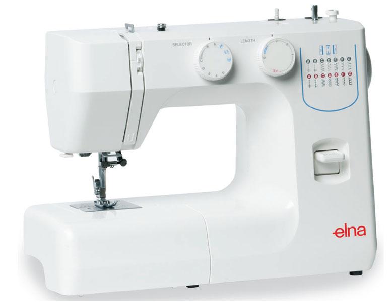 Elna 40 Elna Delectable Elna Sewing Machine