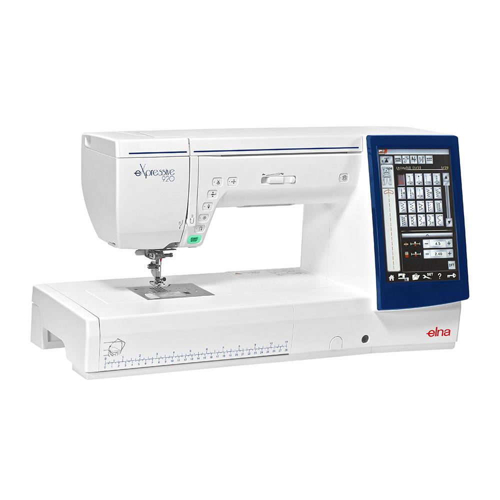 elna elina 21 sewing machine manual